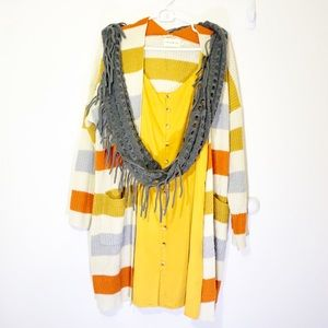Outfit of the day Dreamers fall cardigan